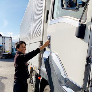 トラックドライバーイメージ1