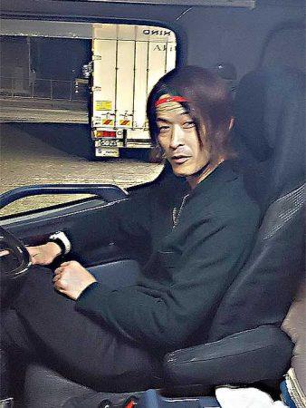 トラックドライバー安田