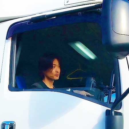 トラックドライバー従業員の声2